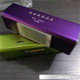 铝合金MP3音乐播放器 USB插卡TF小音箱音响带FM收音机 裸机