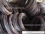 铁铬铝0Cr25Al5电热丝 电阻丝镍铬丝厂家发热丝ocr27al7电阻带