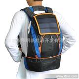 UNI SOLAR太阳能手机充电包,,柔性太阳能背包手机充电器