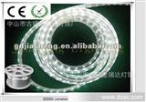 【厂家直销】220V高亮防水 SMD 3528/60灯-宽板双回  LED柔性灯带