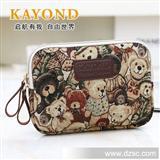 KAYOND2013 维尼熊8寸笔记本电源包 适配器收纳包 电脑鼠标保护包