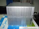 8U矩阵铝合金拉丝机箱(图)