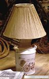 优质 欧式台灯/家居陶瓷装饰品/田园乡村风格/高档装饰台灯