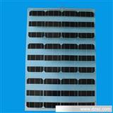 130W透明柔性单晶太阳能电池板 太阳能板