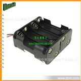"""电池盒 8节5号背叠电池盒――""""一体型"""""""