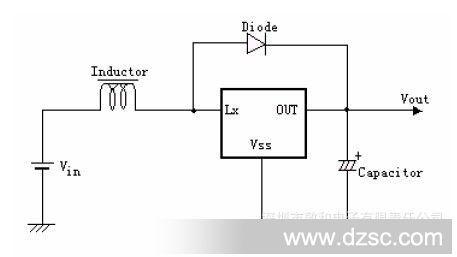升压ic_2108A 升压IC_继电器_维库电子市场网