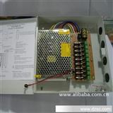 深圳上普电源 12V10120W 大功率输出安防监控电源 防雨防水电源