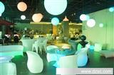 led发光家具 时尚 ktv发光个性创意酒吧家具 吧台灯 LED家具5件套