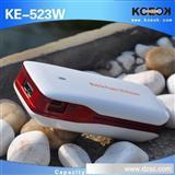 工厂 5200mAh 柯怡 3G移动电源 无线路由器 手机 礼品充电宝 批发