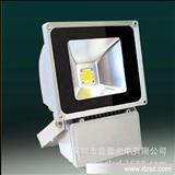 厂家直销 80W LED大功率泛光灯/投光灯/工作灯/户外灯