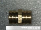 对丝接头 洗杯机洗杯器洗瓶机延长管路用接头 优质4分铜接头