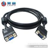 厂家直销 东莞vga电脑电源连接线12米专用