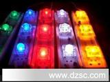低光衰 低价 低碳 高性价比 F5-LED食人鱼蓝光直插发光二极管
