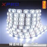 厂家招商 5050防水LED贴片灯条 60颗 220V灯带 高档led彩色灯带
