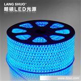 朗硕品牌 LED灯带超高亮SMD贴片5050/60珠吊顶柜台七彩霓虹灯光带
