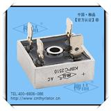 通信系统专用配件 KBPC2510 单相桥 25A1000V 整流桥 柳晶正品
