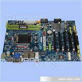 NVR H61 DVR-H61工控主板 ATX-DVRH61 双千兆网卡 服务器存