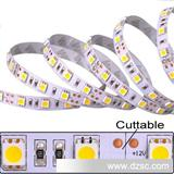 保3年 深圳厂家直销LED3528软灯条 低压软光条 12V 柔性LED灯带条