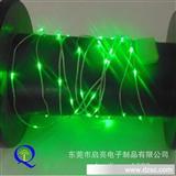 东莞3V 6V电压 0603防水LED发光灯条 柔软弯折性好 装饰灯带