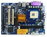 全新 845GV带ISA插槽,集成显卡 工控主板带ISA