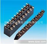 排母2.54间距单排与双排插座.塑高7.1 SMT