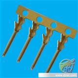 1.0圆管端子、公针、公母对接端子、1.0铜针铜管、电线端子