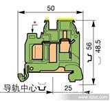 ABB ADO接地型接线端子 D 6/8.P.ADO3;85100144