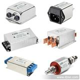交流单相220VAC开关输入端emc电源线滤波器 EMI电磁干扰滤波器