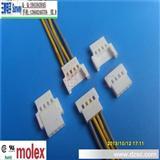 MOLEX/端子线/35155-0200/35155系列/线对线空中对接