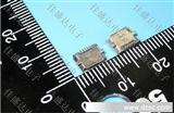 Micro USB 母座 5P SMT 直插母座 手机尾插 全铜端子 插脚 插件