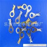乐清厂家3.2接地端子 4.2接地端子 0.3/0.4厚镀锡 量大优惠