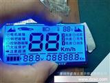 厂家LCD液晶屏-电动车液晶仪表-TN段码屏