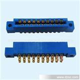 现货805印刷板插座3.96间距条形磷铜材质连接器