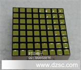 3MM白光方格点阵模块 型号:1288AW/BW 质量保证 价格实惠