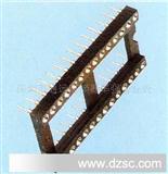 2.54mm圆PIN IC插座/圆孔排母