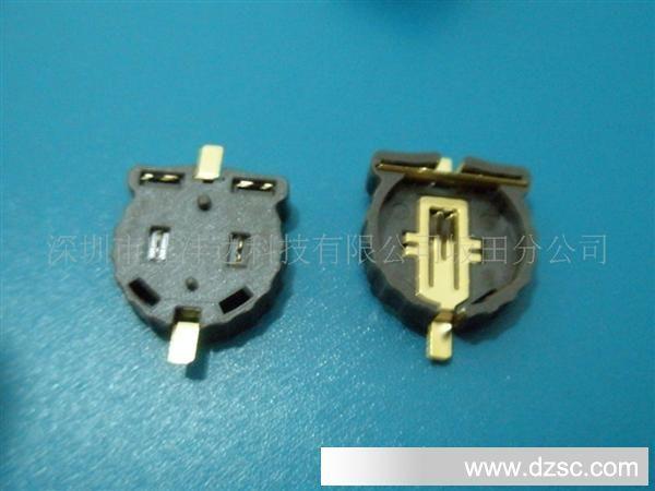 供应纽扣锂电池座图片
