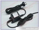24V 1.04A户外防水变压器、IP68、SAA认证