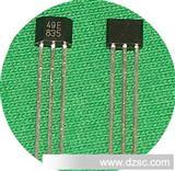 位置控制霍尔传感器 单极性霍尔开关电路 磁敏三极管