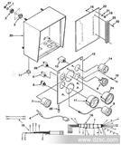 康明斯发动机、发电机组配件N/K跳动开关113527
