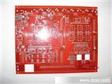 十层高精密制程电路板打样设计制作 多层精密线距PCB板阻抗加急