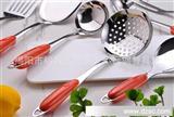 不锈钢制品厂 礼品7件套厨具套装 电木柄夹柄锅铲勺 赠品套装