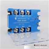 【新品推荐】三相交流固态继电器TSR-80AA 480V 正品AOLE/奥乐