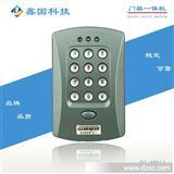 厂价直销 1000用户ID刷卡感应门禁机 可外接一个W26读卡头