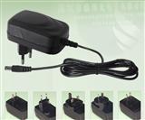 插墙式开关电源 认证齐全19V1A电源适配器
