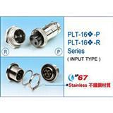 PLT16 R+P AD台湾�_钢航空插头连接器接插件 IN2芯3芯4芯5芯6芯7芯8芯