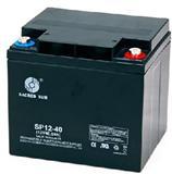 山东圣阳胶体铅酸免维护蓄电池12v-33ah后备电源ups专用