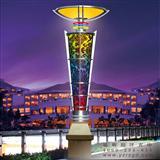 优质钢材景观灯 立式户外景观灯柱景观灯