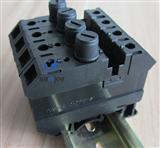 希捷牌UK10-DREHSI保险丝端子,UK10-DREHSI螺帽式保险端子UK10/RD,UK10-RD
