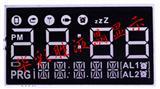 收音机LCD液晶屏 插卡音箱LCD液晶屏