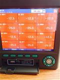AR90多路记录,彩屏无纸记录器,12回路温度记录